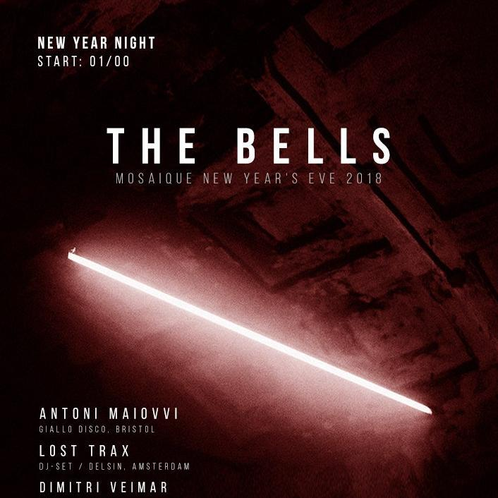 The Bells. Mosaique New Year's eve 2018