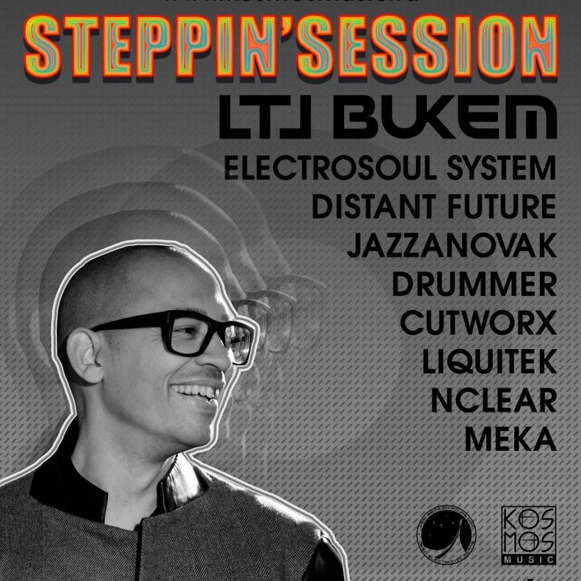 STEPPIN'SESSION: LTJ BUKEM (UK)
