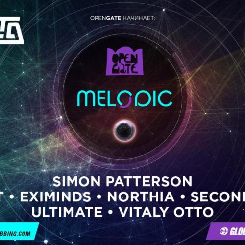 Open Gate Melodic with Simon Patterson