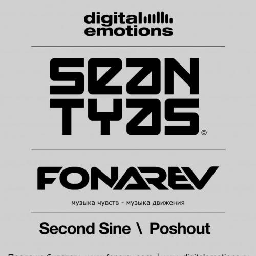 DIGITAL EMOTIONS NIGHT: SEAN TYAS, FONAREV, Second Sine, Poshout