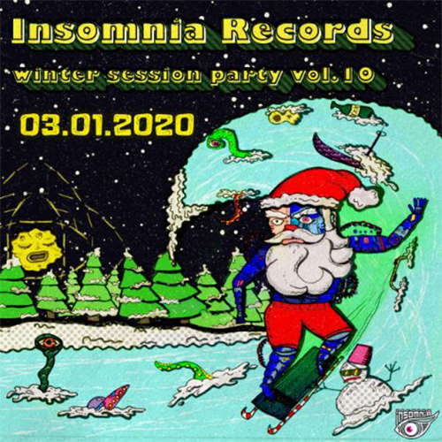 Insomnia Winter Session (vol.10)
