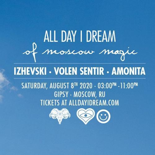 All Day I Dream Of Moscow Magic