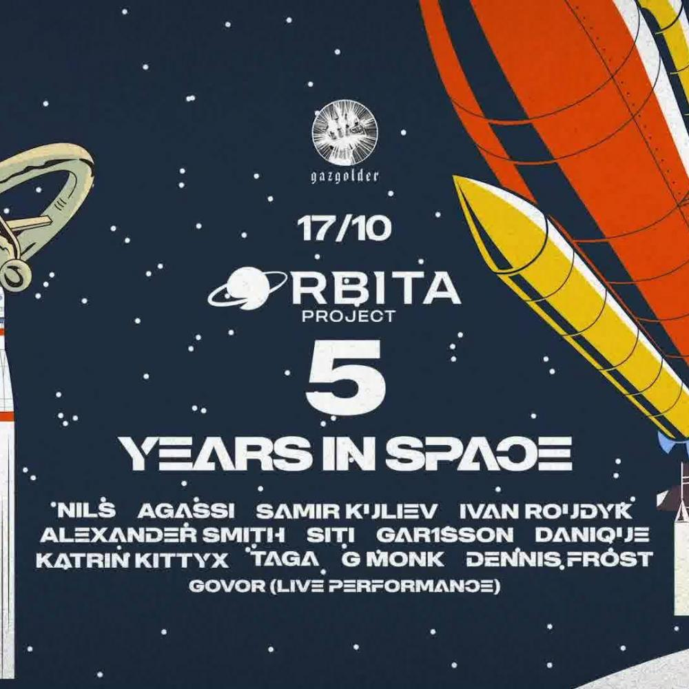Orbita - 5 years in Space