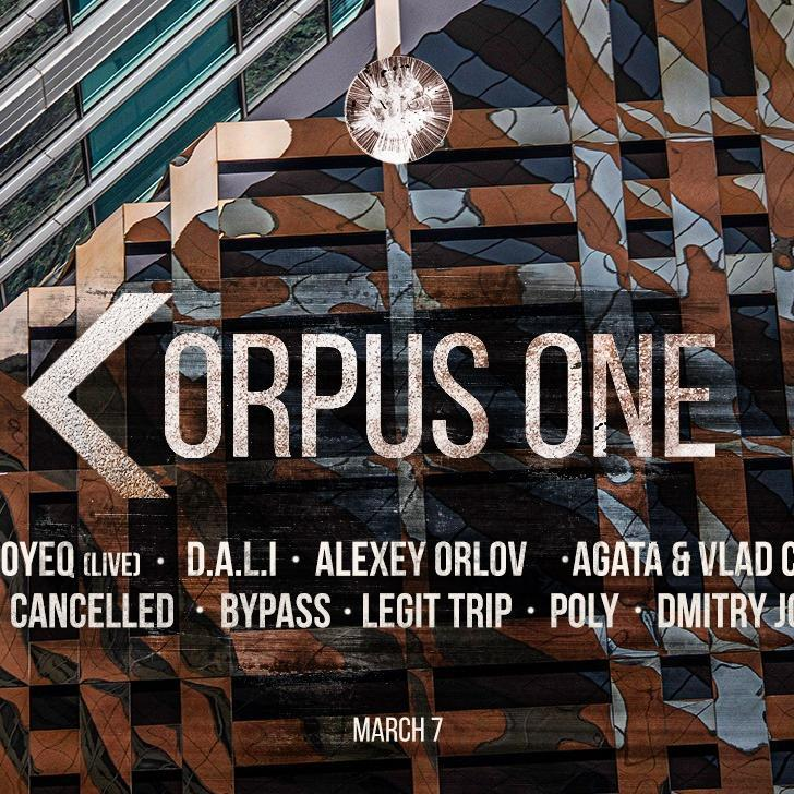 Corpus one, W-day.