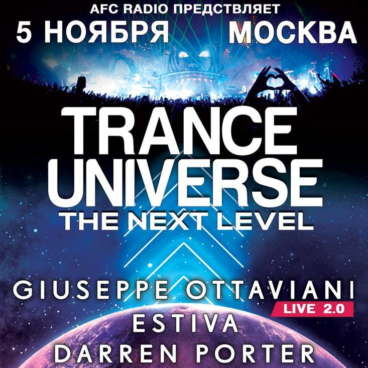 Trance Universe: The Next Level w/ Giuseppe Ottaviani