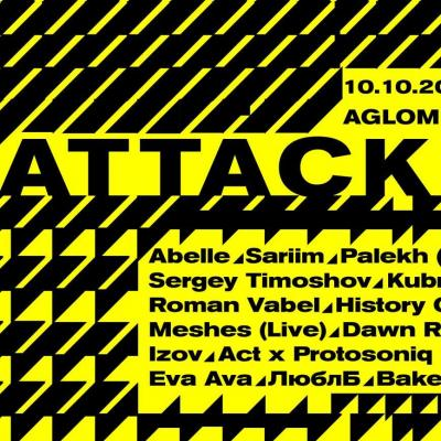 Attack Moscow